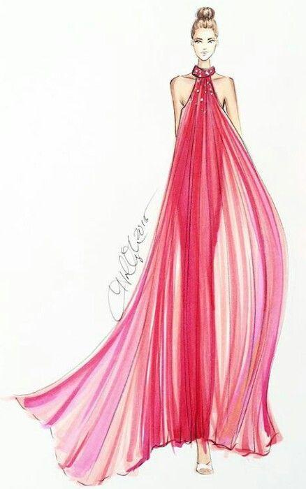 Pin By Joel Carroll On Illustrations Fashion Illustration