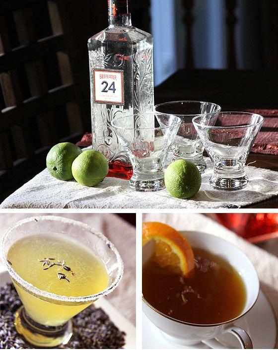 Wasabi Prime: OMG a Recipe: Gin, Tea and Anne Marie