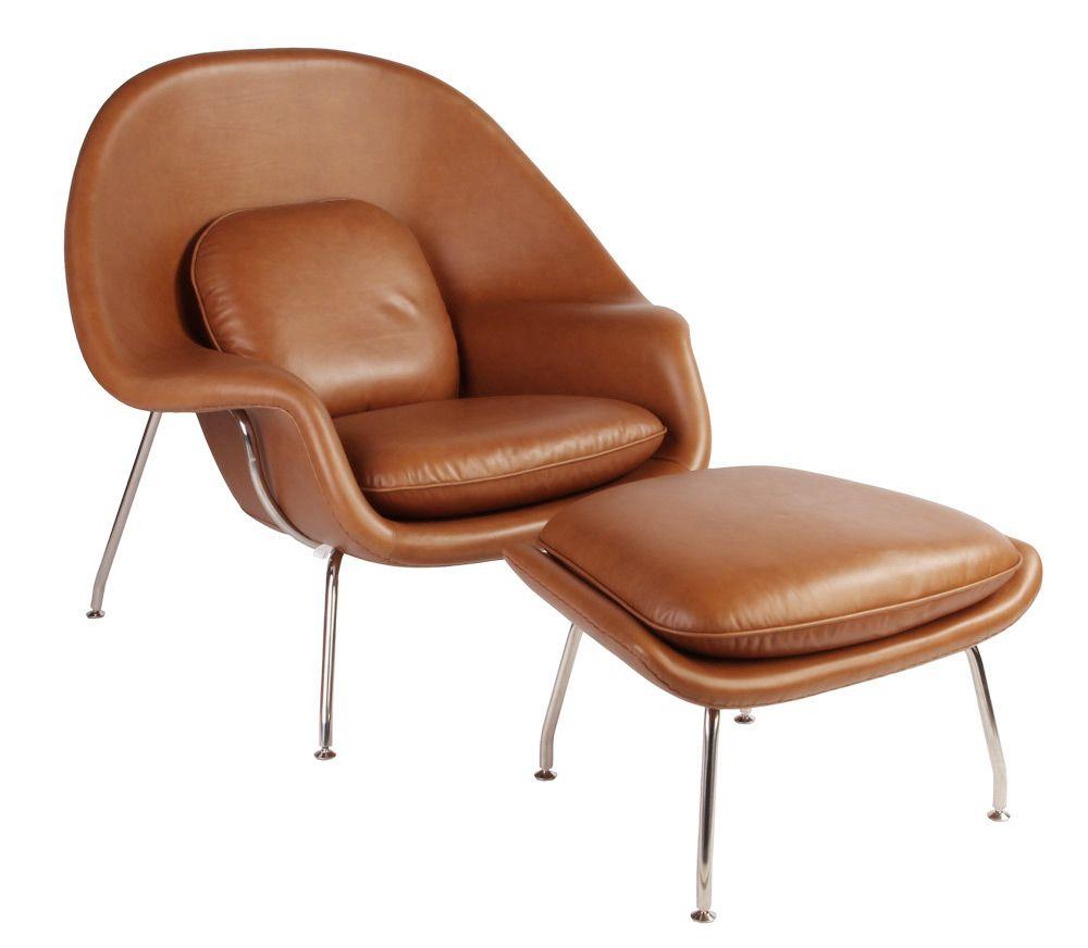 eero saarinen womb chair leather. womb chair by eliel saarinen in leather eero n