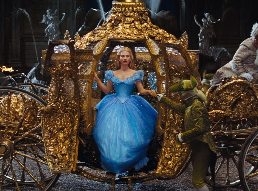 Watch Disney's Live-Action Cinderella Trailer! | Disney fantasy ...