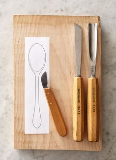 Photo of How to: Carve a Simple Wooden Spoon from Any Hardwood