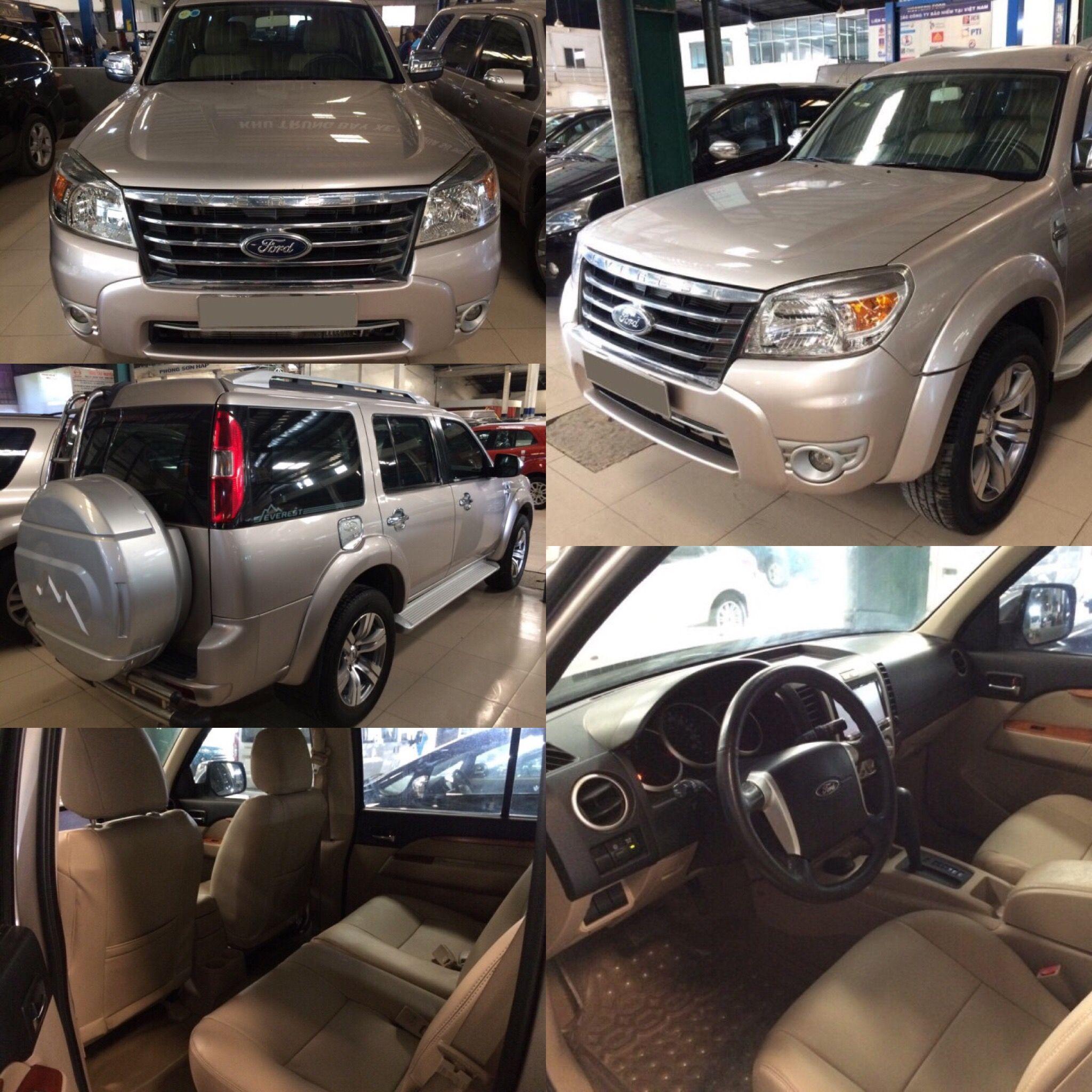 Cần bán Ford Everest 2.5 MT 4x2 2010, màu Hồng phấn, ~85.000 km, xe cá nhân sử dụng kỹ, có bảo hành, hỗ trợ vay ngân hàng 80% trong 4-5 năm, với lãi suất cực hấp dẫn, thủ tục nhanh gọn! ---/// Hotline: 0902-291-791 để được tư vấn chuyên nghiệp và lái thử xe!  Email: sang.voviet@gmail.com Website: www.saithanhford.com Trân trọng!