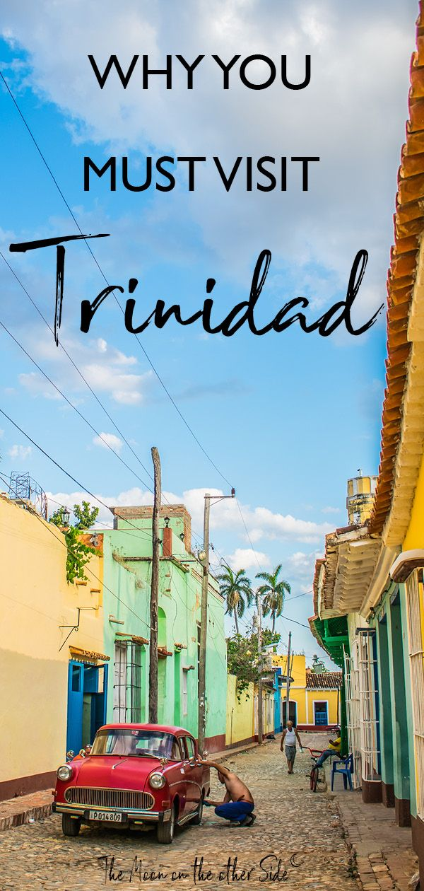 Trinidad is hands down my favourite destination in Cuba. Its central location means you can be on the beach one day or hiking through lush greenery another. The combination of lazy days peppered with activity is my idea of heaven and why you must visit Trinidad!  #cubatravel  #centralamerica  #cuba
