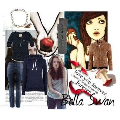 Bella Swan- Twilight  Between Books