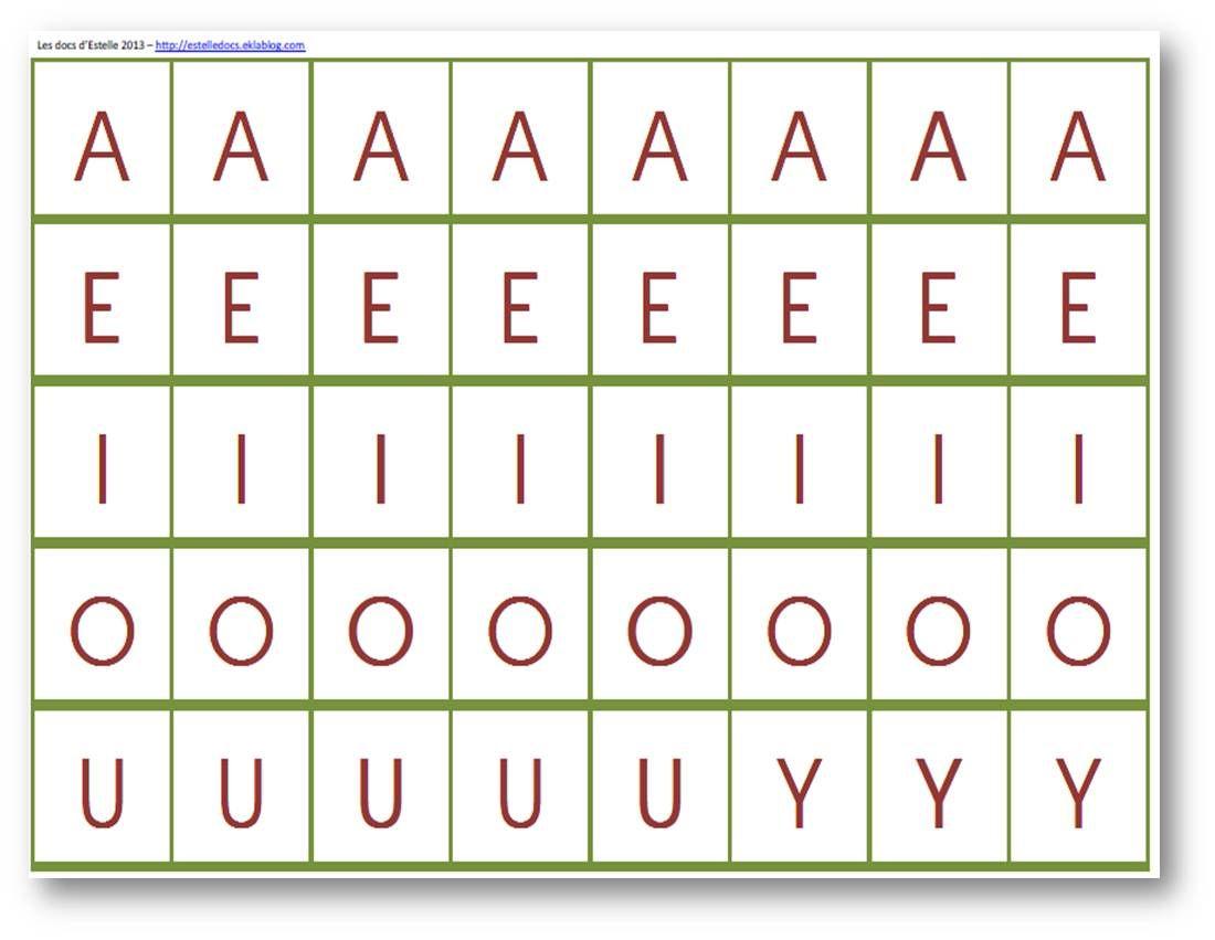Lettres mobiles plastifier et d couper alphabet - Lettre a decouper ...