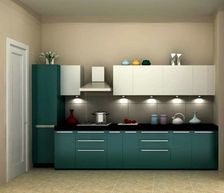 5 of the best modern kitchen plans from 5 Indian c
