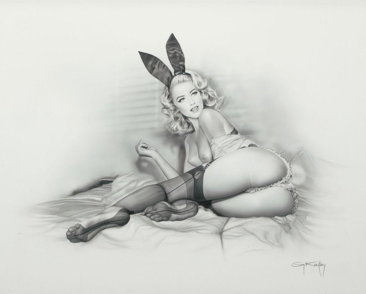 Byron bay erotic art