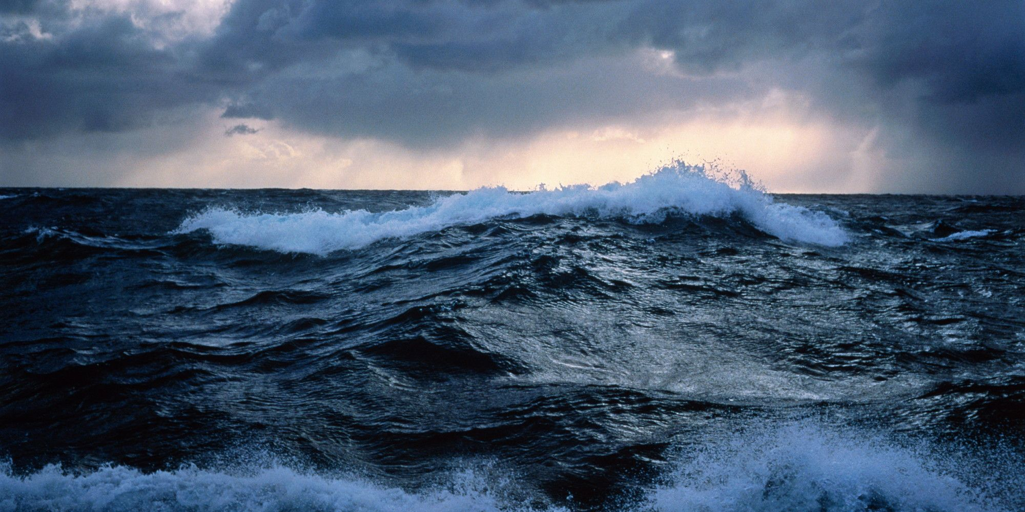 Pacific Ocean Warming at Fastest Rate in 10,000 Years ... Pacific Ocean Waves