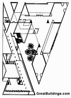 Great Buildings Drawing