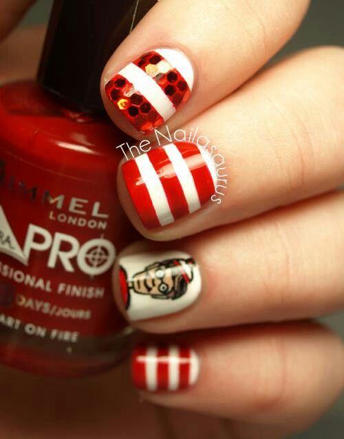 Where S Waldo Nail Art Nails Nail Fungus Cure Toenail Fungus Cure