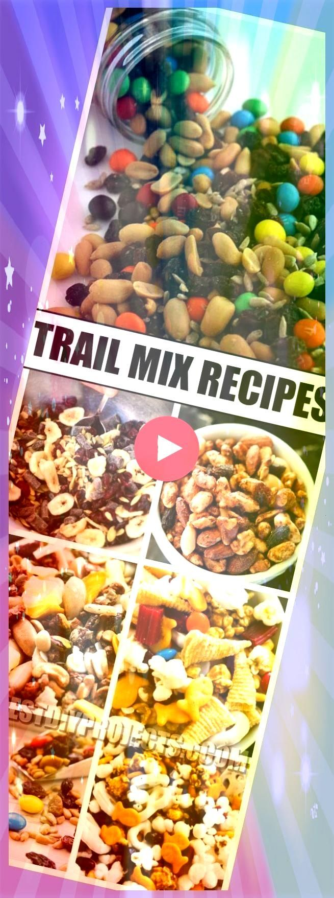 Need a quick and easy snack for a busy day Try these delicious and easy Trail Mix Recipes T