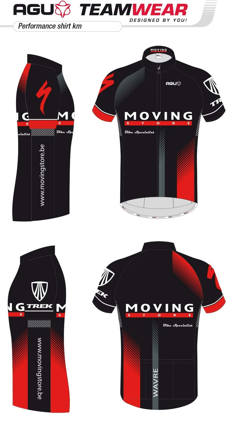 DESIGN YOUR OWN cycling jersey by AGU    Customized Cycling Apparel ... 971cc4742