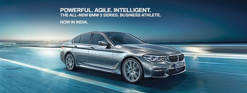 Step In To An All New Benchmark The All New Bmw 5 Series