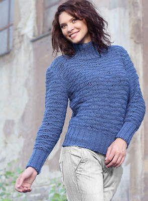 3fcc8daef8a3 modrý pulovr