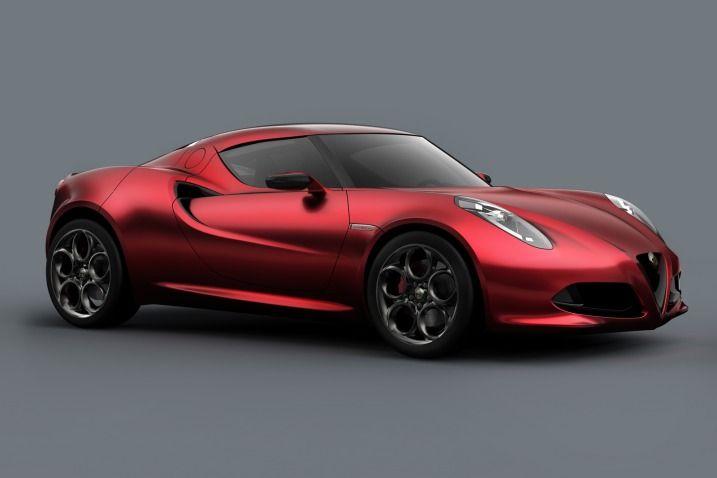 How The Alfa Romeo 4c Came Together Concept Cars Maserati