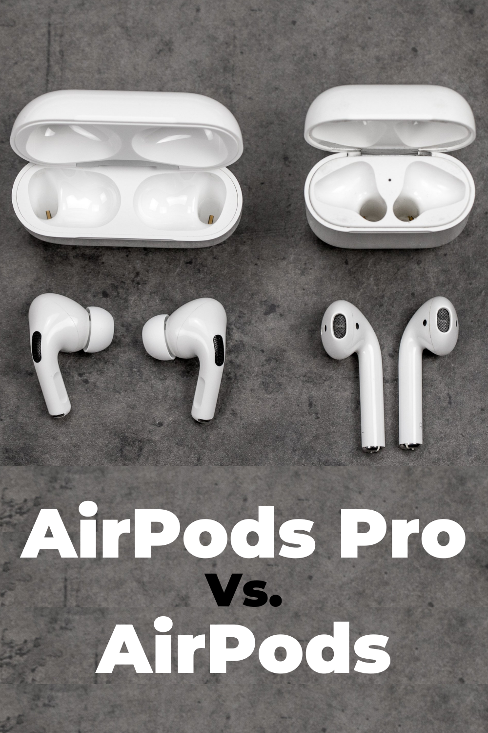 Airpods Pro Vs Airpods And Bose Why I Decided To Upgrade Airpods Pro Bose Headphones Wireless Apple Launch