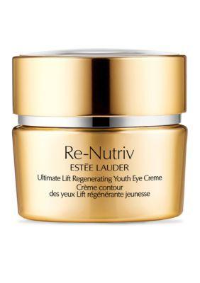 Estee Lauder Re Nutriv Ultimate Lift Regenerating Youth Eye Creme Estee Lauder Beauty Skin Eyeshadow Makeup
