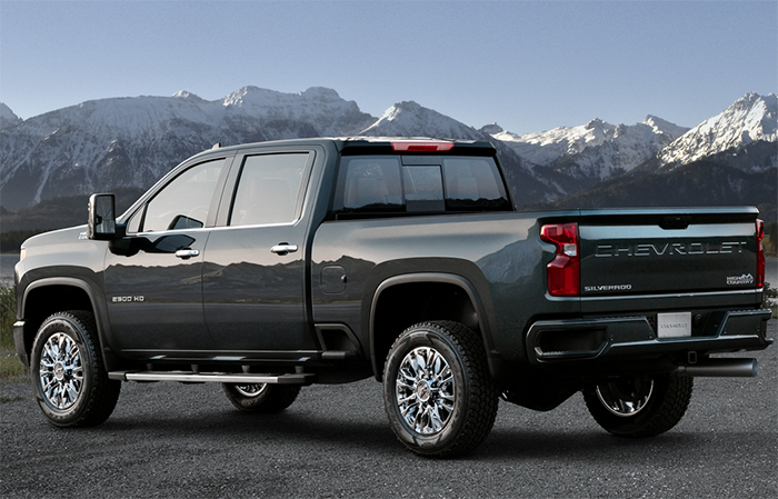 2020 Chevy Truck Spy Shots Release Date Price