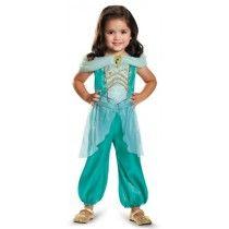 jasmine toddler classic costume m 3t4t