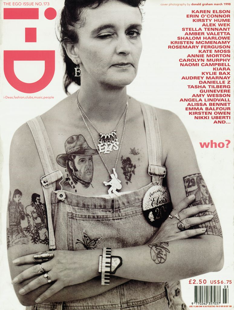 The Ego Issue No. 173 March 1998 La Vera Chapel by Donald Graham