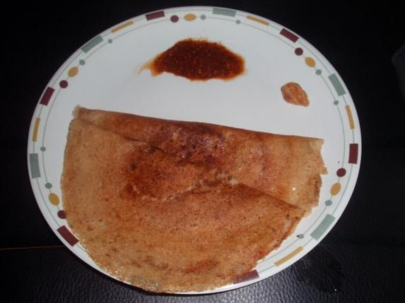 Kollu dosai. Photo: Special Arrangement