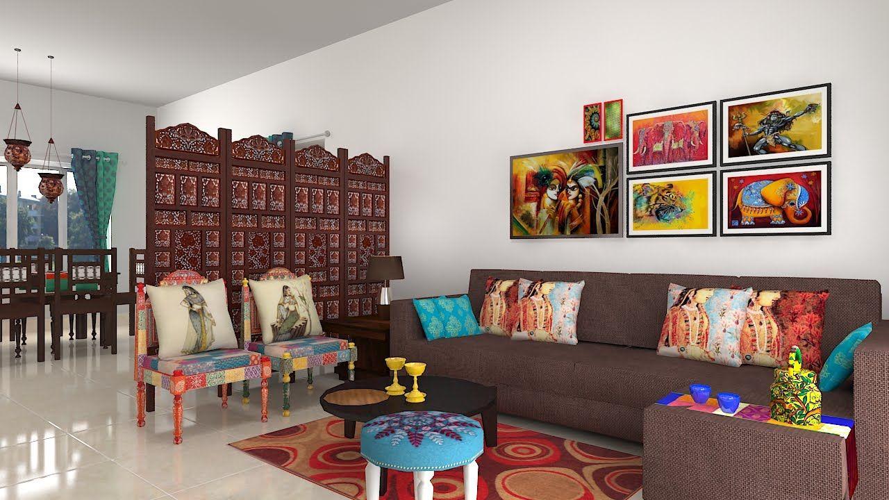 Furdo Home Interior Design Themes Jaipur 3D Walkthrough