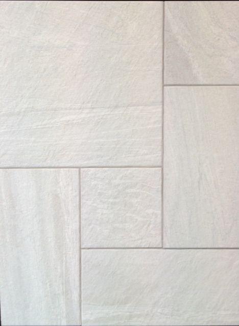 Modular Floor Tiles Sahara Modular 3 Blanco Porcelain Floor Tile By Gayafores 3 Size Mix 45x45 22 Tile Floor Kitchen Floor Tile Porcelain Floor Tiles