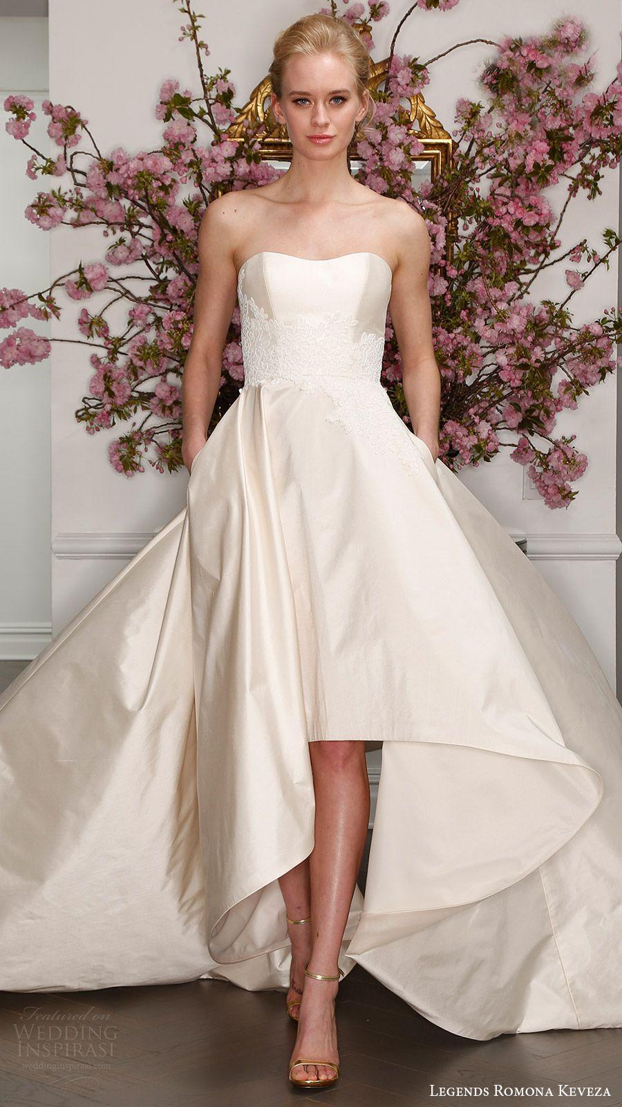 Legends Romona Keveza Spring 2017 Wedding Dresses | wedding ideas ...