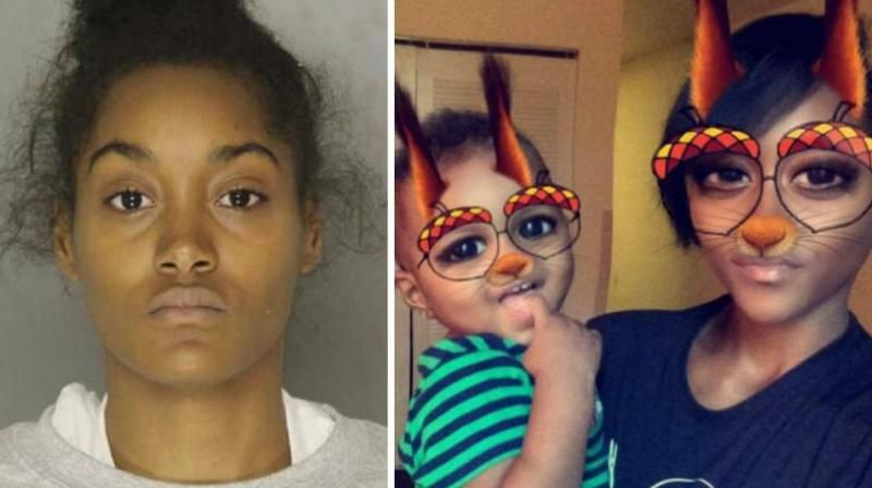 US: Mom accused of texting video of lifeless son to his dad is due in court