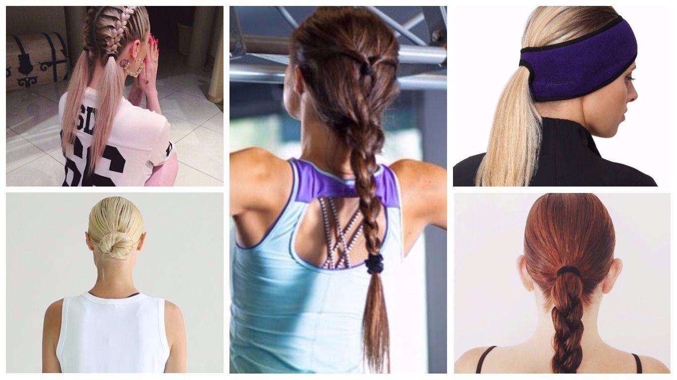 Die besten Frisuren für das Fitnessstudio  Neue Haare frisuren