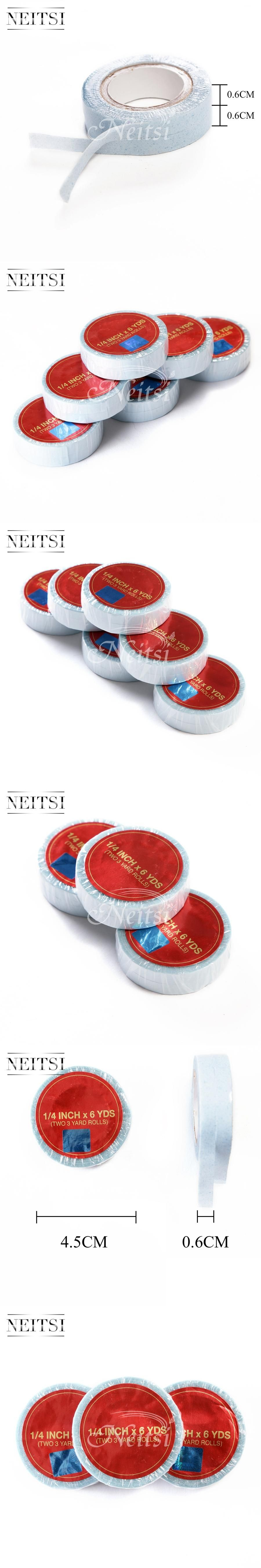 Neitsi Super Glue Tape For Hair Extensions Germany Double Sided 06