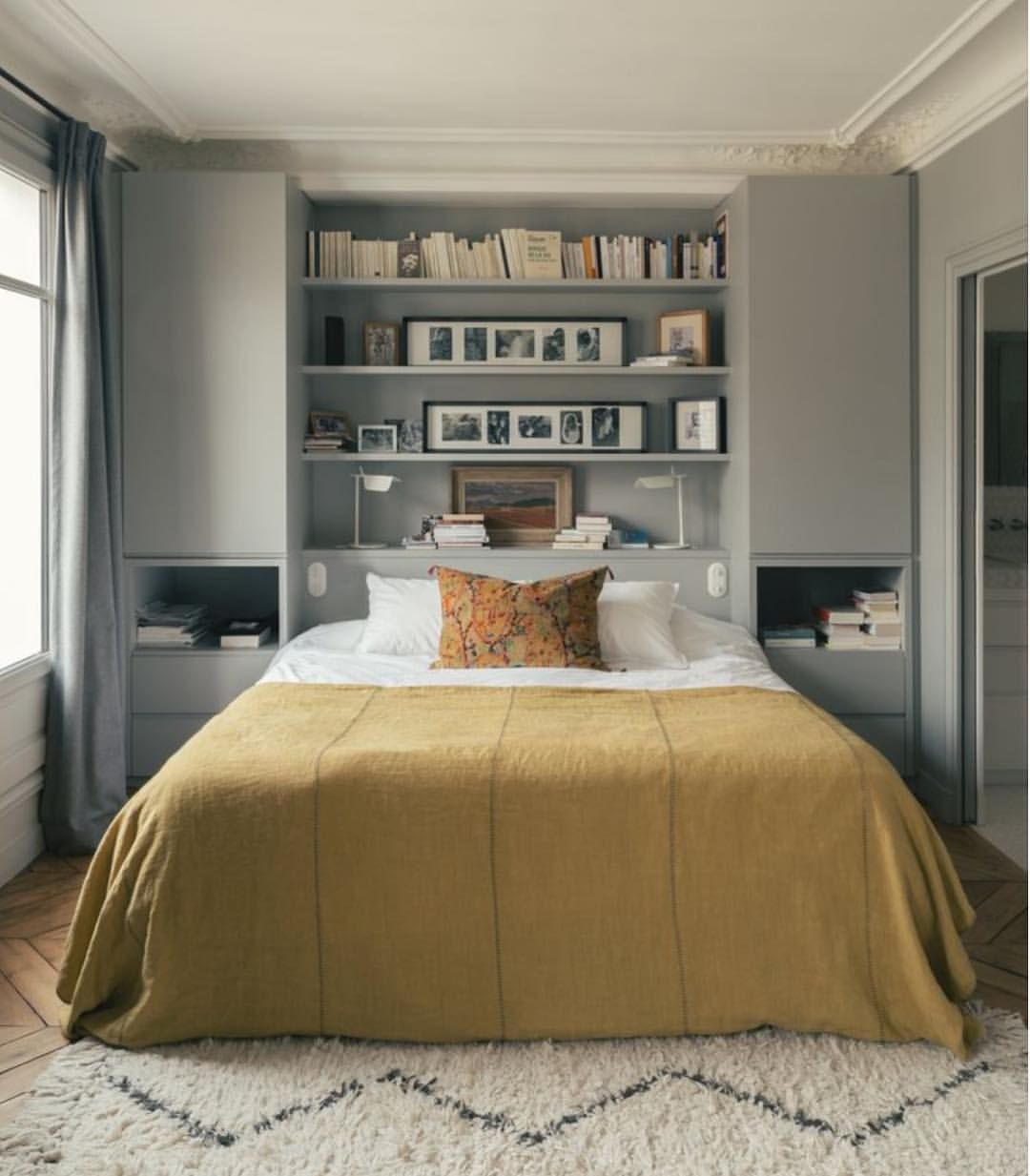 E stay in bed d un lundi d hiver fa on collardmarion - Petite chambre adulte ...