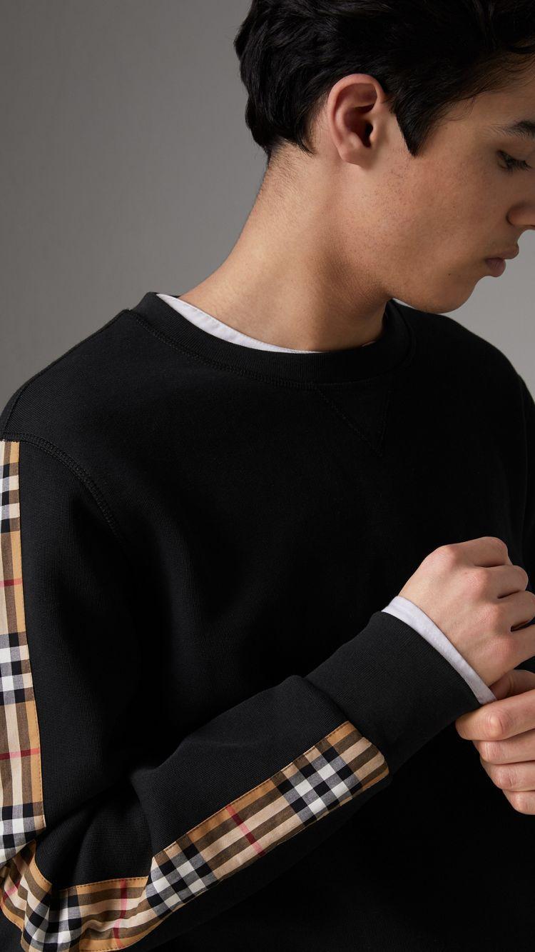 Men S Designer Hoodies Sweatshirts Burberry Official Mens Fashion Sweaters Burberry Shirts For Men Denim Jacket Men [ 1333 x 750 Pixel ]