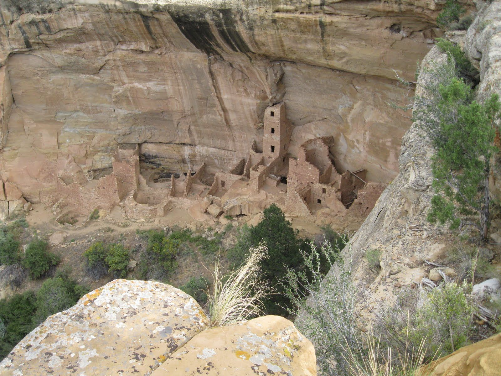 Square Tower House Mesa Verde National Park   Google Search