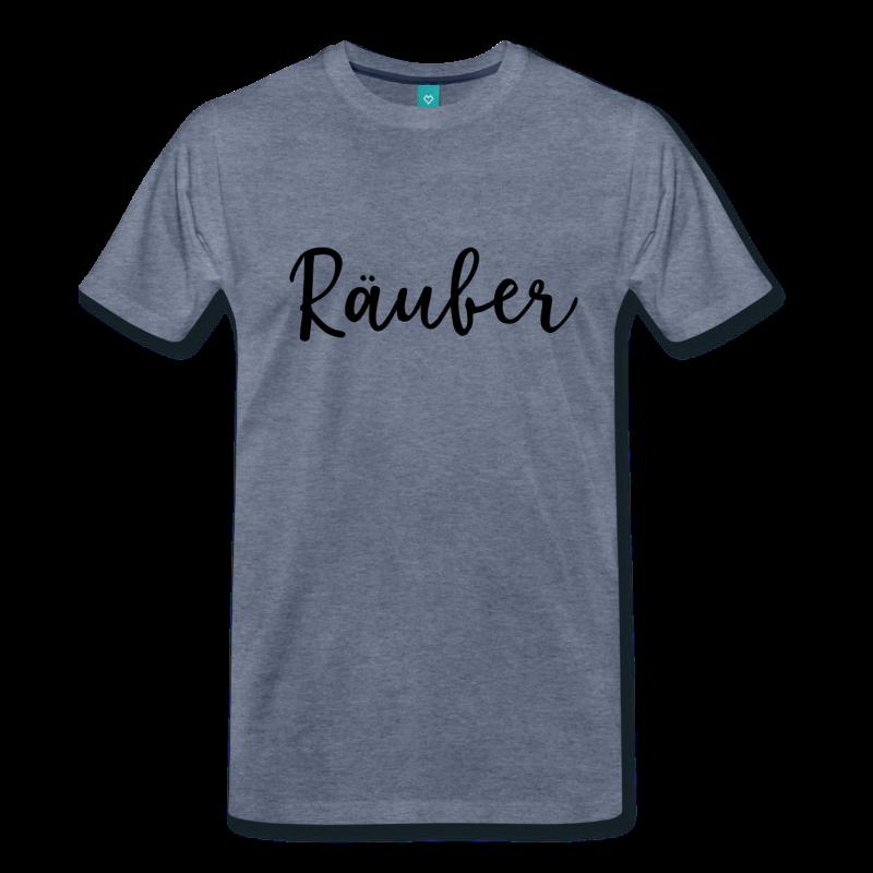 Rauber Papa Shirt Zum Vatertag Manner Premium T Shirt Hemd Shirts Shirt Designs