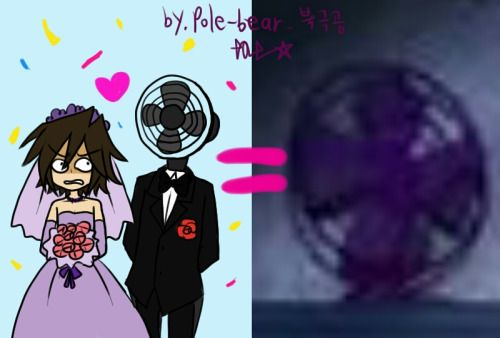 I cannot stop laughing at this oh my gosh XD Purple guy looks so uncomfortable XD