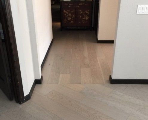 Turn A Corner And Update Your Wood Flooring With The Hottest Wood Flooring Trend Gray