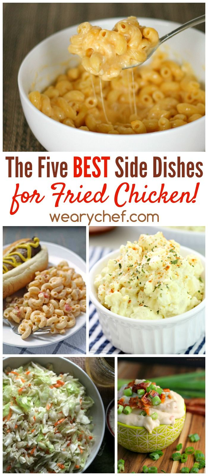Best Side Dishes For Fried Chicken Fried Chicken Side Dishes Best Side Dishes Fried Chicken Dinner