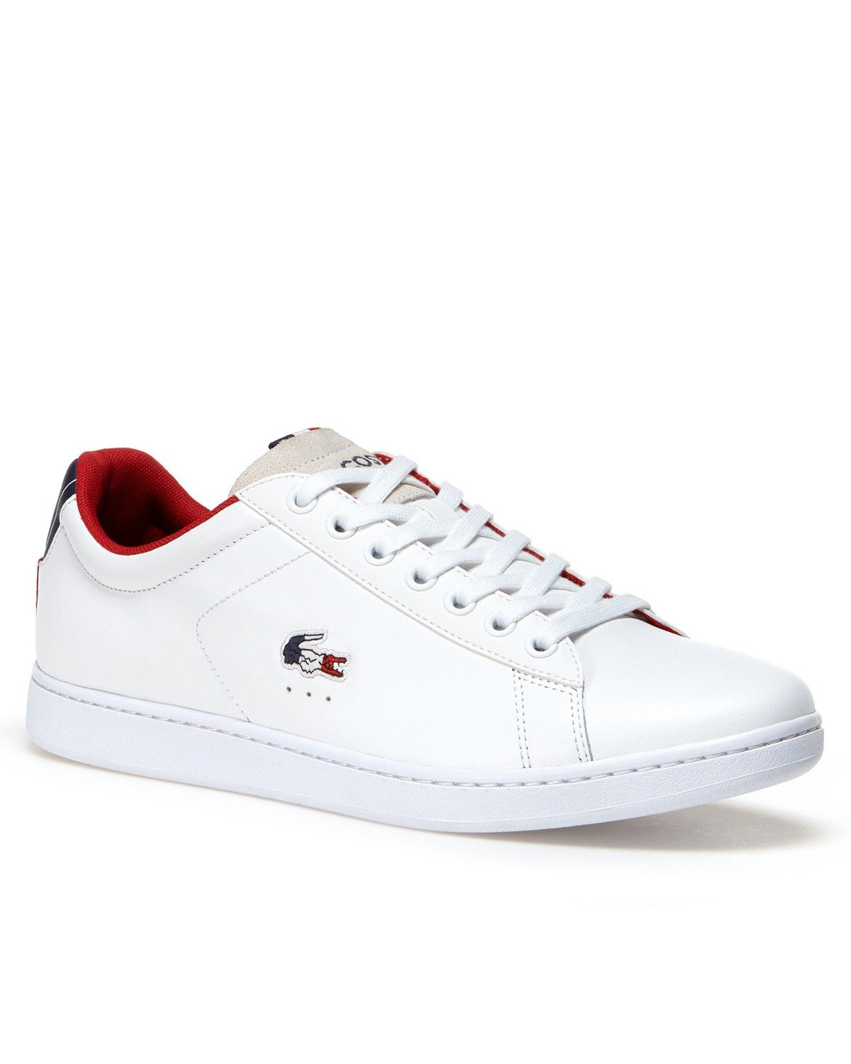 3c558d970b4 White LACOSTE © Shoes ✶ Carnaby Evo | BEST PRICE | shoes