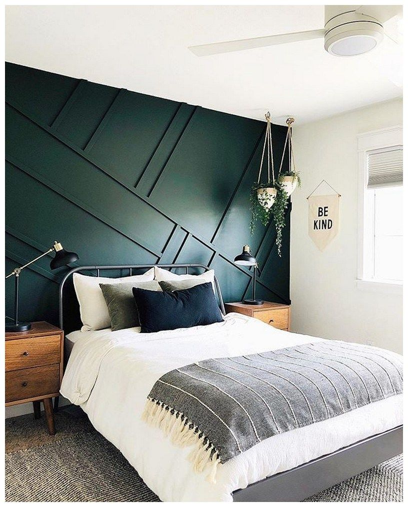 40 The Best Dark Green Paint Colors To Use In Your Home Homedecorsidea Info Bedroom Paint Colors Master Bedroom Design Bedroom Green