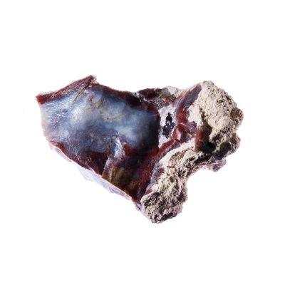 Calcedonio - 603.3 gr. - 14x9.6x6.3 cm.