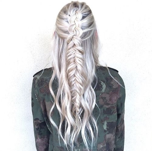 Pin By Color Joy On Hairstyles Hair Styles Tumblr Hair Unique Braids