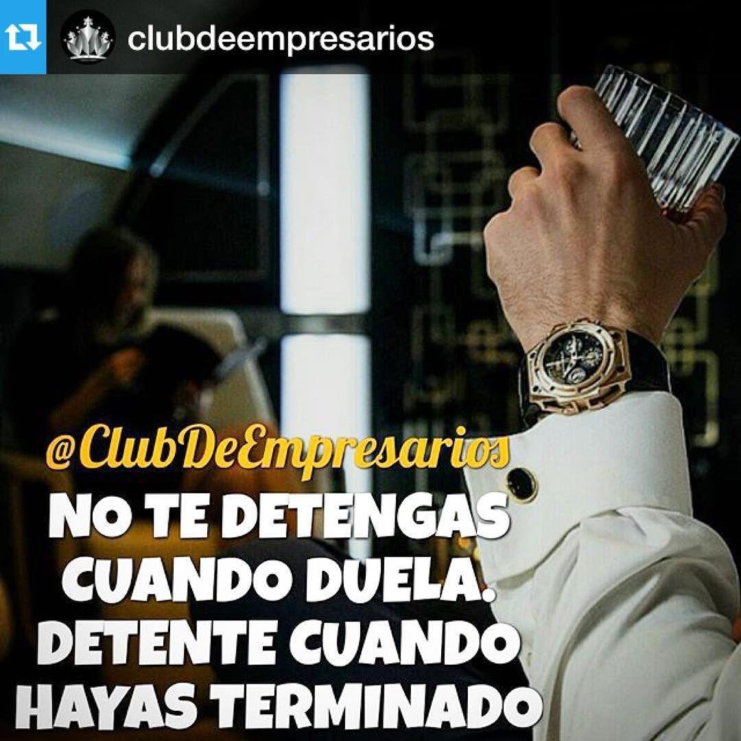 El fracaso solo existe si te rindes.   Gracias @clubdeempresarios por la imagen!  Si todavía no los sigues te estás tardando!