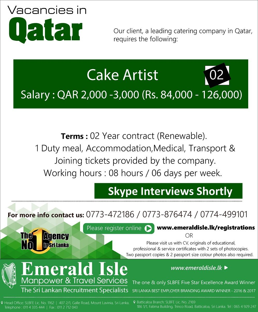 Emerald isle manpower travel services the global