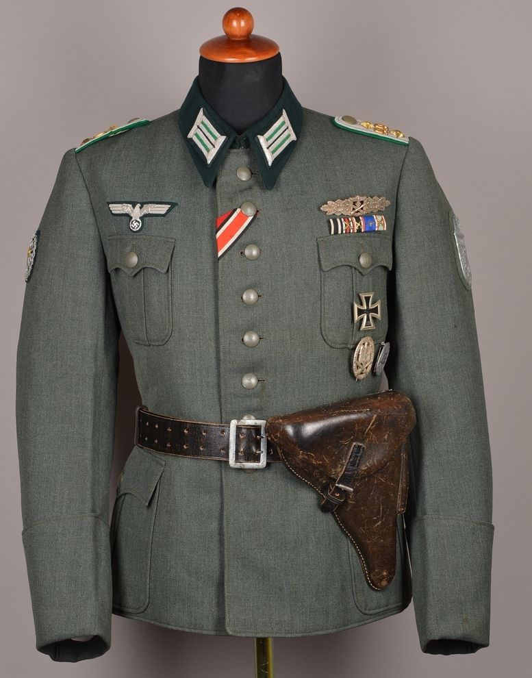 Hugo Boss Wehrmachtsuniform