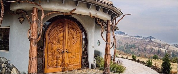 BioMärchenhaus zu verkaufen nur Zauberer zu tun sein