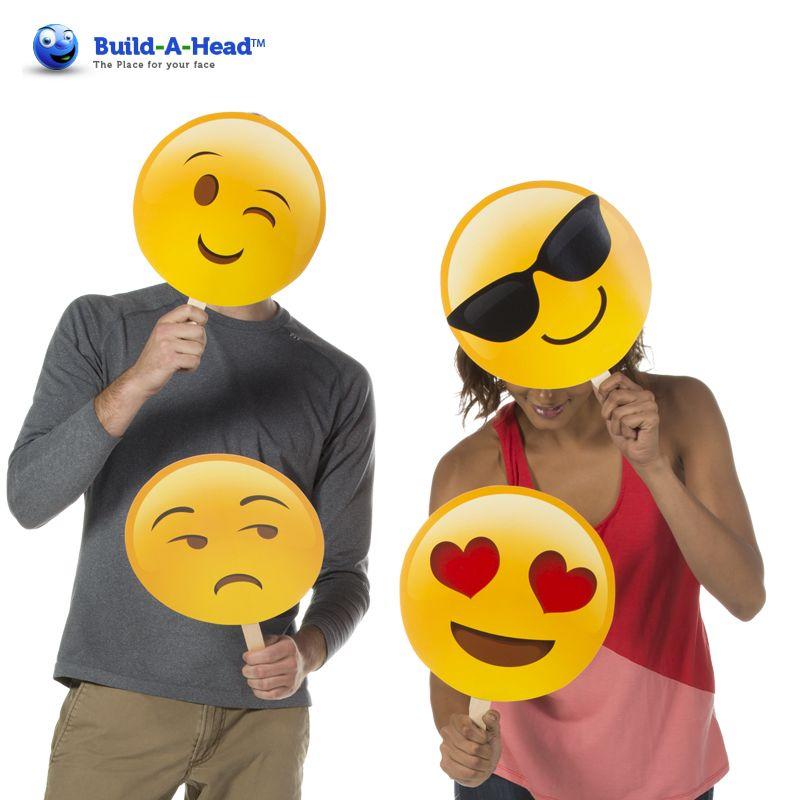 Emoji Family Emoji Face Cutouts From Buildahead Com