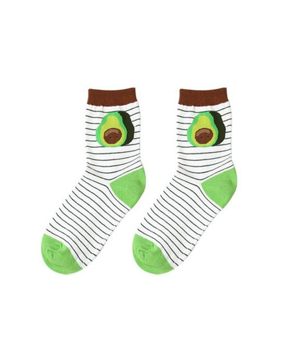 Image of CHAUSSETTES AVOCATS TIMIDES