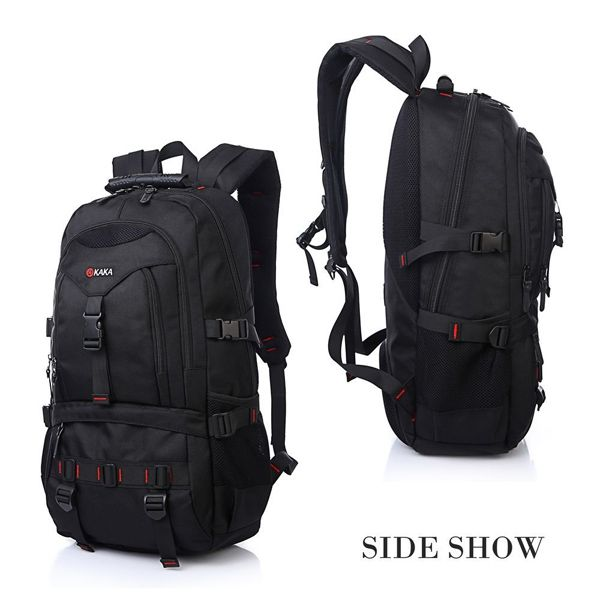 KAKA SHTECH Waterproof Backpack Climing Traveling Knapsack Bag 35L Coded Lock Free #2020