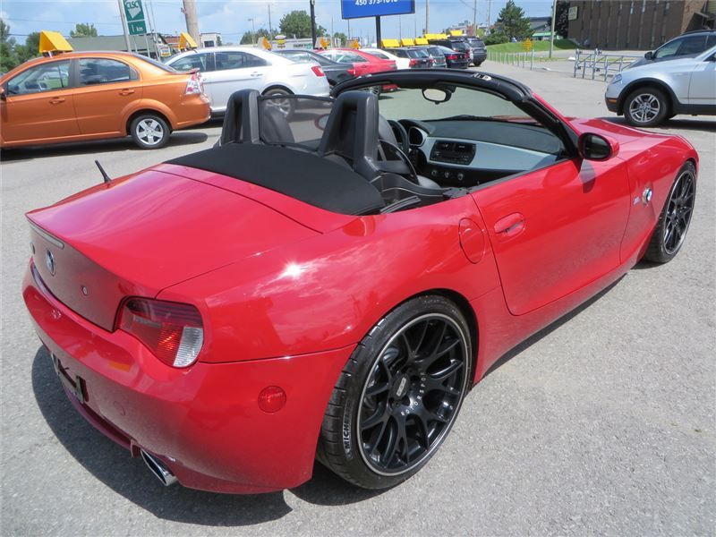 """Car - 2008 BMW Z4 MAGS BBS 19 PO. ( roadster ) in Valleyfield, QC  $29,950"""